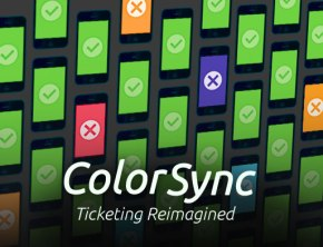 ColourSync by PeaTiX: Making QR Codes and Paper Tickets Obsolete?