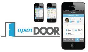 Get openDOOR! (And SupportLocal)