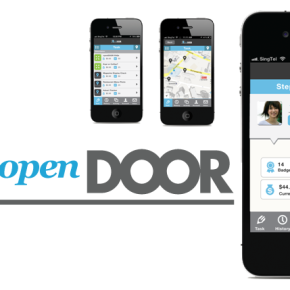 Get openDOOR! (And Support Local)