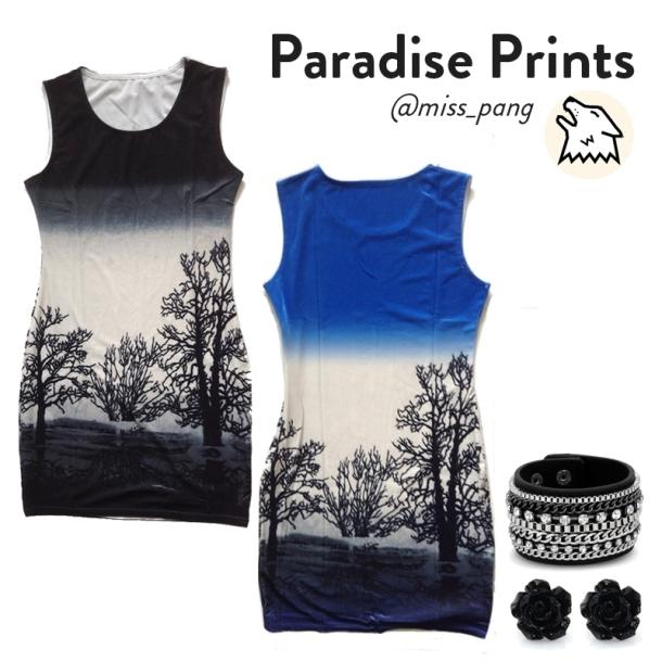 d Paradise Prints