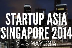 Win A Pass To Startup Asia 2014