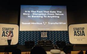 [STARTUP ASIA] Disruption: How The Fast Eats TheSlow