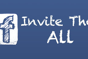 How To: Invite All Your Friends To Like Your FacebookPage